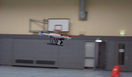 Hallenfliegen 2016/2017